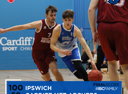 Match Report: Price's 26 leads Men to dominant victory