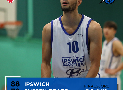 Eynon and Mascall-Wright lead the way to maintain unbeaten start for Men