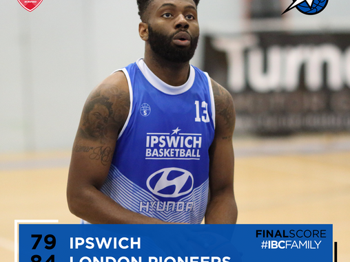 Match Report: Short-handed Men come up short against Pioneers
