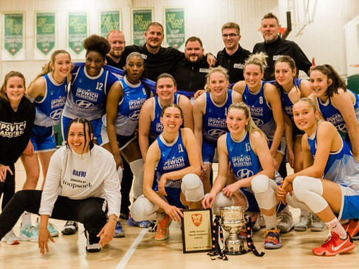 Playoff Final Match Report: Ipswich finish strong to secure historic League and Playoff double!