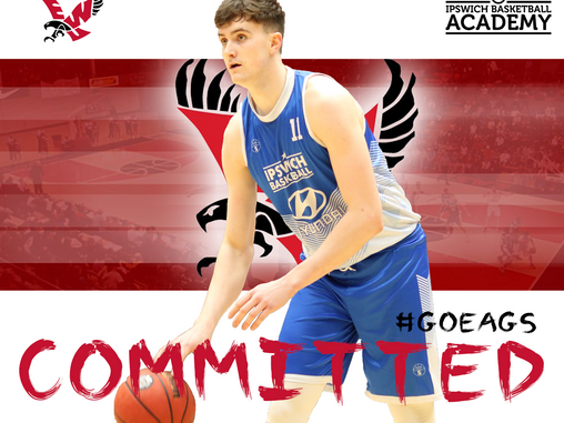 Ethan Price Commits to NCAA D1 Eastern Washington University
