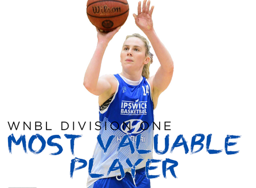 Harriet Welham named WNBL Division One MVP