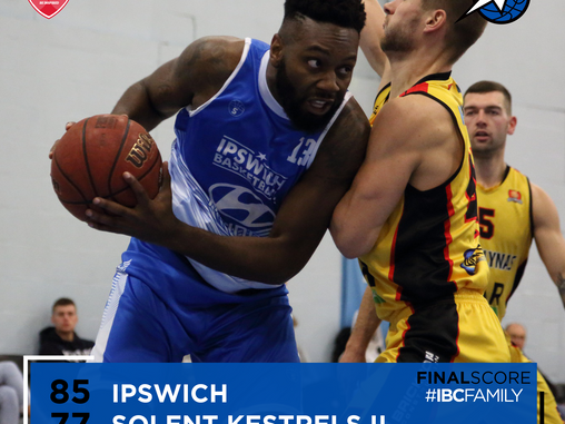 Match Report: Fourth Quarter defence the key to Ipswich road win