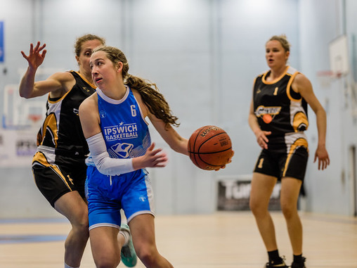 Ipswich move into Semi Final past Thames Valley