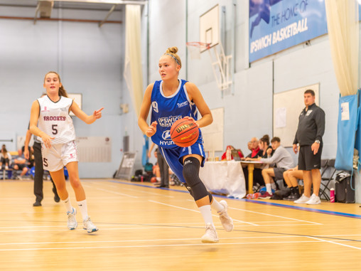 Ipswich Women Falter in Last Regular Season Roadtrip