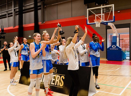 Ipswich U18 Women Win National Cup