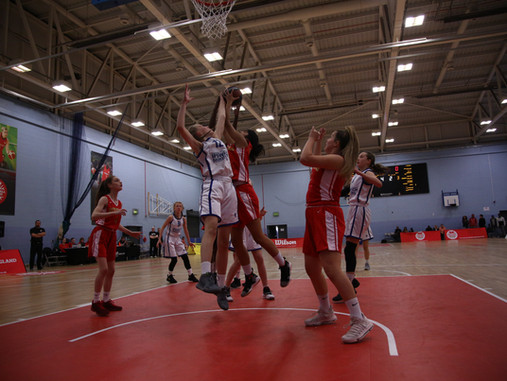 Playoffs - U14 Girls finish runners up in National Final