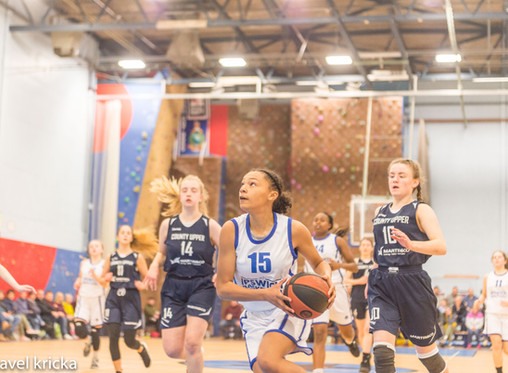 Playoffs - Final Fours Beckons for U14 Girls