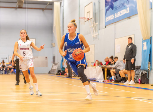 Academy - Esther Little wins WEABL Player of the Week