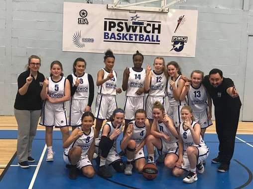 U14 Girls Complete Unbeaten Reg. Season (+ Junior Wrap)