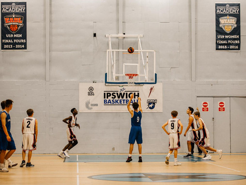 Playoffs - Under 14 Boys advance by beating undefeated Haringey