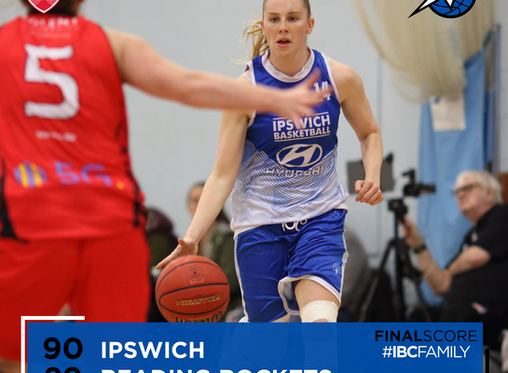 Match Reports: Ipswich Women split two games with visiting Reading Rockets