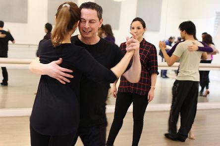 Tango Vibe Classes