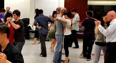 Tango Vibe -- Jerry and Christine Tango in LA
