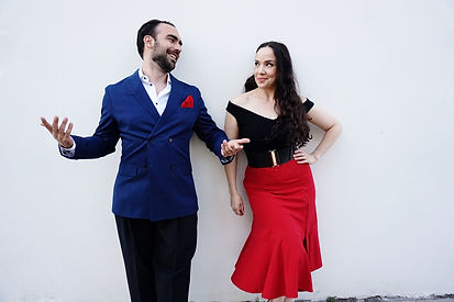 Jerry & Christine Tango Vibe LA