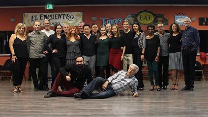 Tango in LA Tango Vib