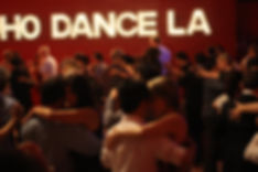 Milonga in LA