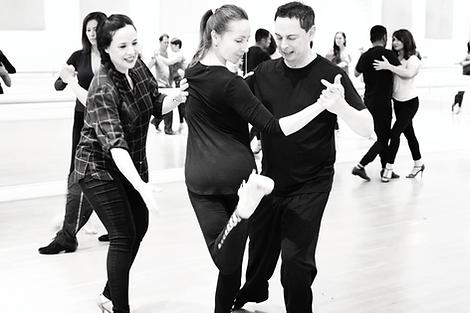 Tango Vibe LA - Classes