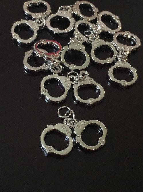 Handcuffs charm