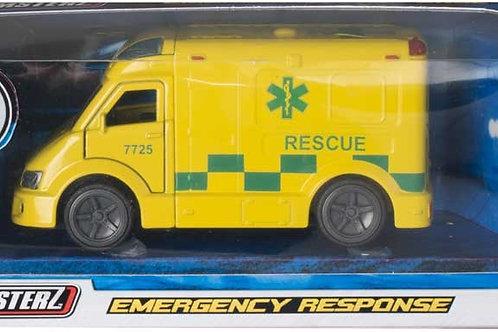 Teamsterz Emergency Response Ambulance