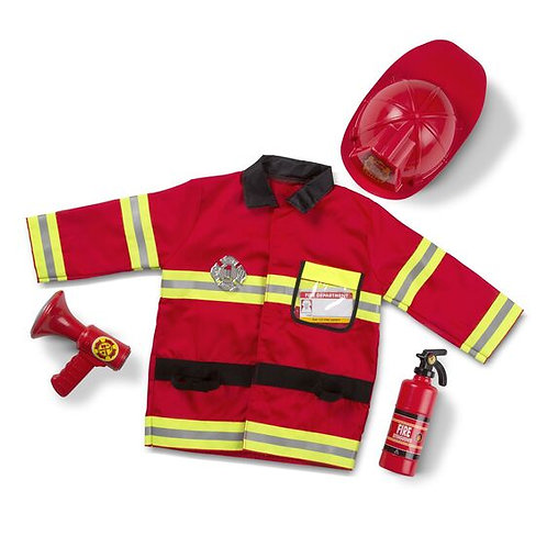 Fire Chief - Dress Up Costume