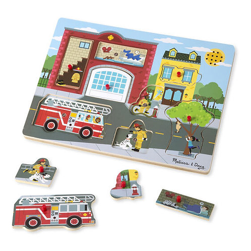 Around the Fire Station -