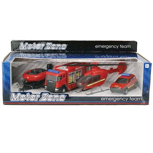 Emergency Team - Fire