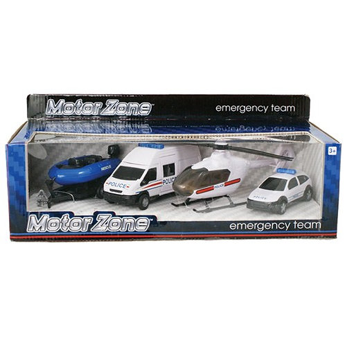 Emergency Team Police
