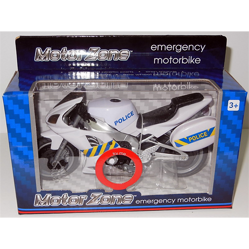Emergency Bike - Police