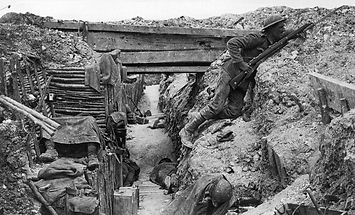 soldier-British-trench-Western-Front-Wor