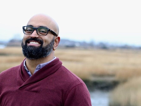 The Space of Poetry: Rajiv Mohabir