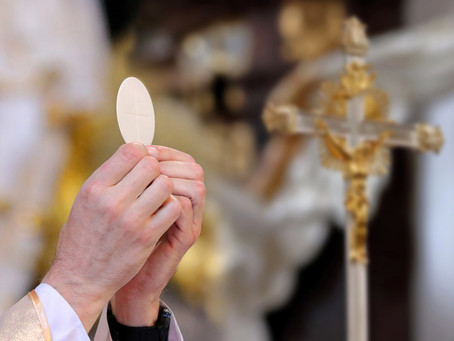 Sunday Mass   6th Sunday of Easter Year B