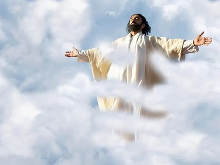 Sunday Mass   Ascension of the Lord Year B