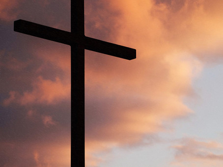 """The cross triumphant? How can this be?"""""""