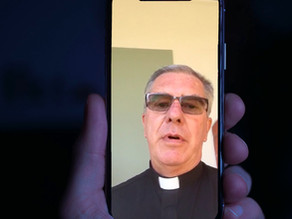 A message from Fr James : Tuesday 27 July