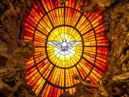 Sunday Mass   Pentecost Year B