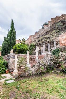 Castle Garden terrace