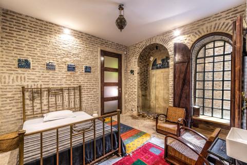 Levant Room, Castle in Old Town, Tbilisi, Georgia