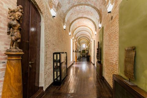Main corridor of the Castle