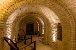 Basement Corridor of the Castle