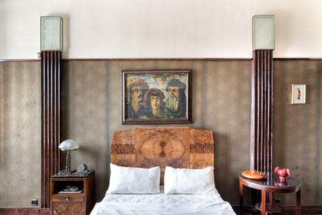 Paris Room, Castle in Old Town, Tbilisi, Georgia