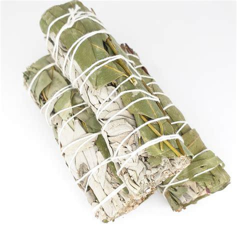 """White Sage & Eucalyptus 8"""""""