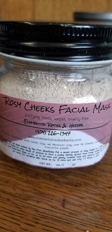Rosy Cheeks Facial Mask