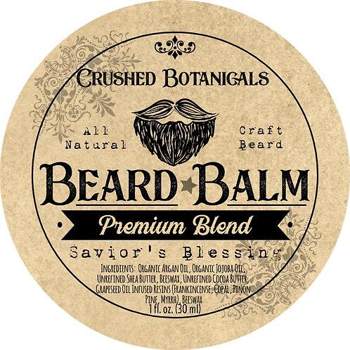 Savior's Blessing Beard Balm
