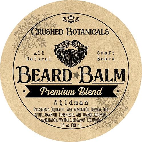Wildman Beard Balm