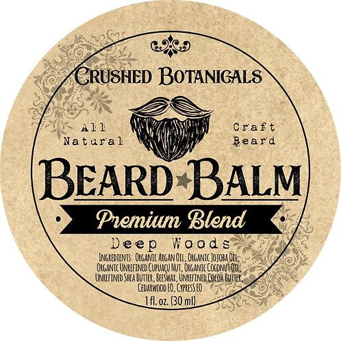 Deep Woods Beard Balm