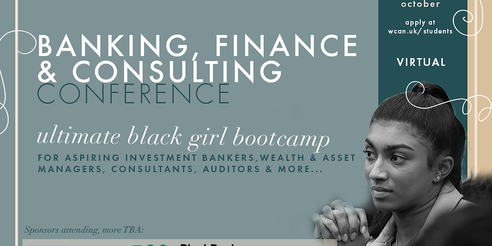 Annual Banking, Finance, Consulting & Professional Services Conference: Harnessing CONFIDENCE