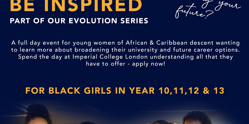 Be Inspired - Imperial College London
