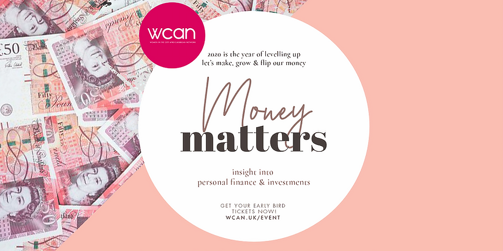 Virtual Money Matters: Insight into Personal Finance & Investments with Accenture