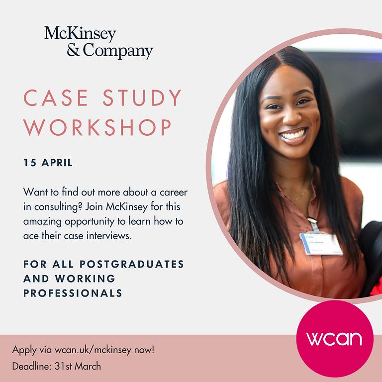 McKinsey Case Study Workshop